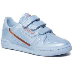 Buty adidas - Continental 80 W Strap EE5586 Globlu/Coppmt/Globlu