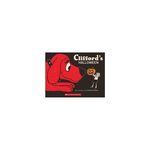 Książki dla dzieci, Clifford's Halloween: Vintage Hardcover Edition (opr. twarda)