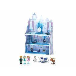 PLAYTIVE®JUNIOR Domek dla lalek Kraina lodu lub zamek ry
