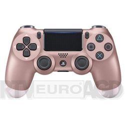 Sony DualShock 4 v2 (różowe złoto)