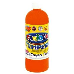 Farba Carioca tempera pomarańczowa 1000ml (ko03/05)