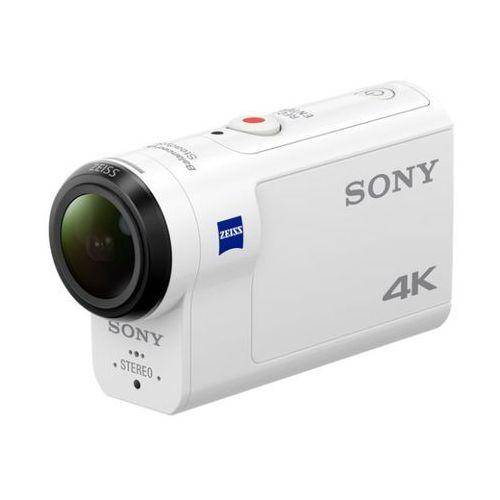 Kamery sportowe, Kamera 4K Action Cam FDR-X3000R w zestawie uchwyt AKA-FGP1, odbierz w SONY CENTRE - Katowice, Kraków