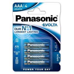 Baterie alkalicze Panasonic Evolta LR03 AAA (blister) 1 sztuki