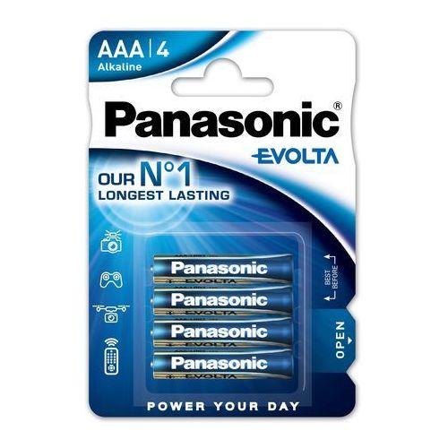 Baterie, Baterie alkalicze Panasonic Evolta LR03 AAA (blister) 1 sztuki