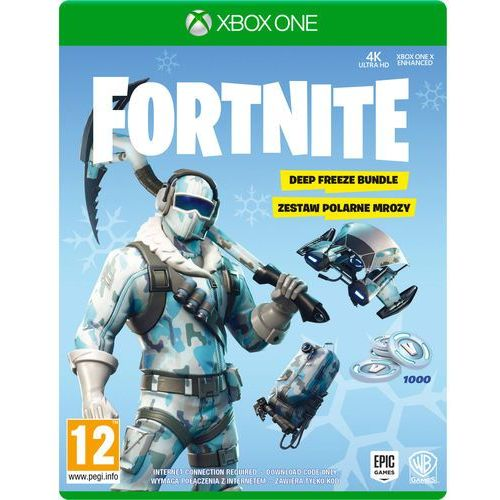 Gry na Xbox One, Fortnite Polarne Mrozy (Xbox One)