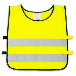Kamizelka odblaskowa dla dzieci M 121-140cm - M \ żółty