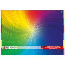 Blok rysunkowy A3 kolor + zakładka do książki GRATIS