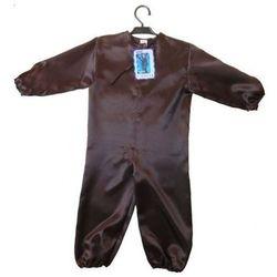 Kombinezon brązowy dł 7/8 - przebrania / kostiumy dla dzieci, odgrywanie ról - 116
