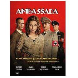 Ambassada DVD + zakładka do książki GRATIS