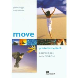 Move Pre-Intermediate coursebook with CD-ROM (opr. miękka)