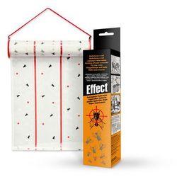Silny lep na muchy. Pułapka lepowa na muchy Effect rolka 10m.