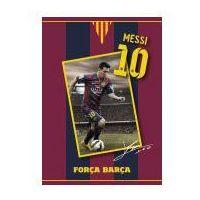 Zeszyty, Zeszyt A5/16 kartek w kratkę FC Barcelona Barca Fan 3