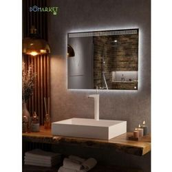 Lustro z oświetleniem ledowym do łazienki: JASMIN-11
