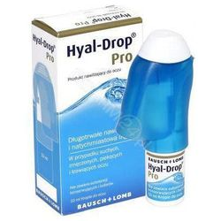 Hyal-Drop Pro krople do oczu 10ml