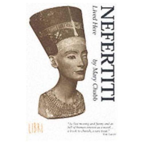 Książki do nauki języka, Neferiti Lived Here (opr. miękka)