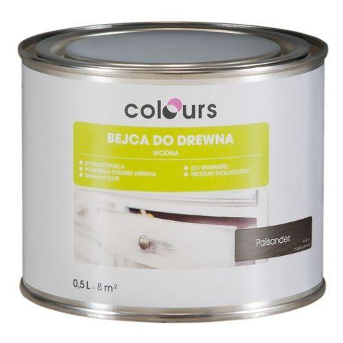 Podkłady i grunty, Bejca Colours palisander 0,5 l
