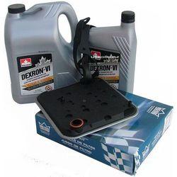Filtr oraz olej Dextron-VI automatycznej skrzyni biegów 4SPD Chrysler Saratoga