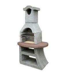 Grill ogrodowy LANDMANN betonowy Roma asymetryczny 11714 + DARMOWY TRANSPORT!