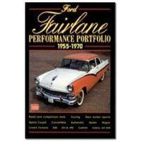 Biblioteka motoryzacji, Ford Fairlane Performance Portfolio 1955-1970