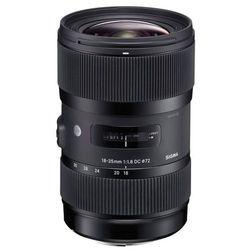Sigma obiektyw digital A 18-35/1.8 DC HSM Nikon
