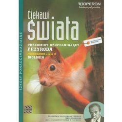 Ciekawi Świata Przyroda Biologia Podręcznik Część 3 (opr. miękka)