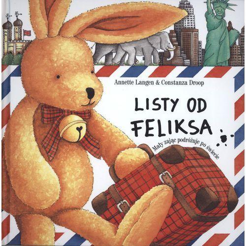 Książki dla dzieci, Listy od Feliksa (opr. twarda)