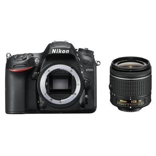 Lustrzanki cyfrowe, Nikon D7200