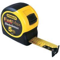 Miary i taśmy, STANLEY Miara stalowa FatMax Bladearmor 5m/32mm 33-720