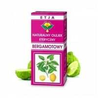 Olejki zapachowe, BERGAMOTA - Olejek eteryczny ETJA 10 ml