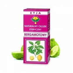 BERGAMOTA - Olejek eteryczny ETJA 10 ml