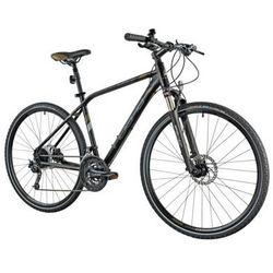 Rower INDIANA X-Cross 5.0 M19 Czarno-brązowy