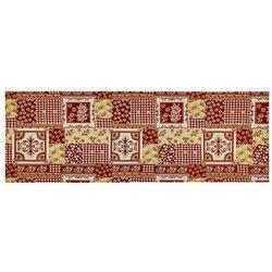 Bieżnik Gobelin czerwony, 32 x 96 cm