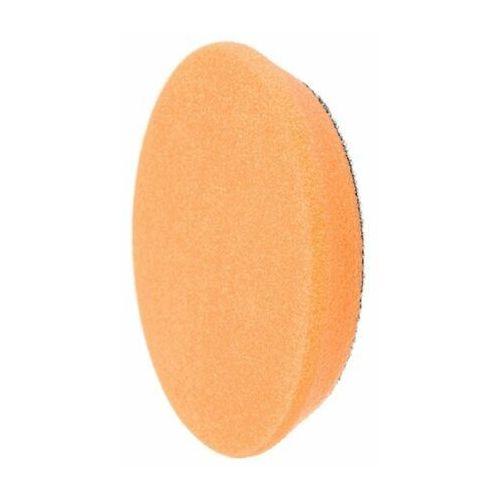 Gąbki samochodowe, RRC PRO 135mm pomarańczowa średnio twarda gąbka polerska