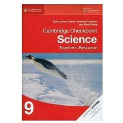 Cambridge Checkpoint Science 9 Teacher's Resource CD