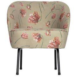 Be Pure Fotel Vogue velvet jasny 800748-G