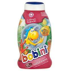 Bobini Płyn do kąpieli dla dzieci colowe bąbelki 750 ml