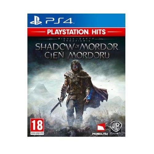 Gry na PlayStation 4, Śródziemie: Cień Mordoru (PS4)