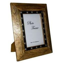 Drewniana ramka na zdjęcia 30066 - format 18x13cm