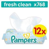 Chusteczki dla niemowląt, Pampers New Baby Sensitive feuchtt Giga Pack,,, - BEZPŁATNY ODBIÓR: WROCŁAW!