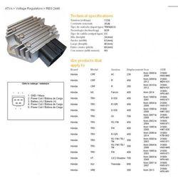 DZE REGULATOR NAPIĘCIA HONDA XL650V 01-07