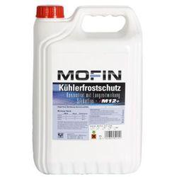 Mofin preparat do chłodnicy chroniący przed zamarzaniem M12 silikatfrei 5 Litr Pojemnik