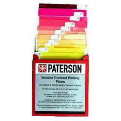 Paterson Filtry multigrade 9x9 cm 12 szt.