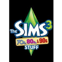 Gry na PC, The Sims 3 Szalone Lata 70, 80, 90 (PC)