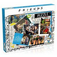 Puzzle, Puzzle 1000 elementów Przyjaciele
