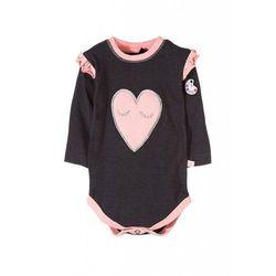 Body niemowlęce z długim rękawem 5T3504 Oferta ważna tylko do 2022-02-11