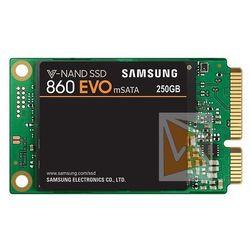 Dysk SAMSUNG 860 EVO MSATA 250GB SSD (MZ-M6E250BW) + DARMOWY TRANSPORT!