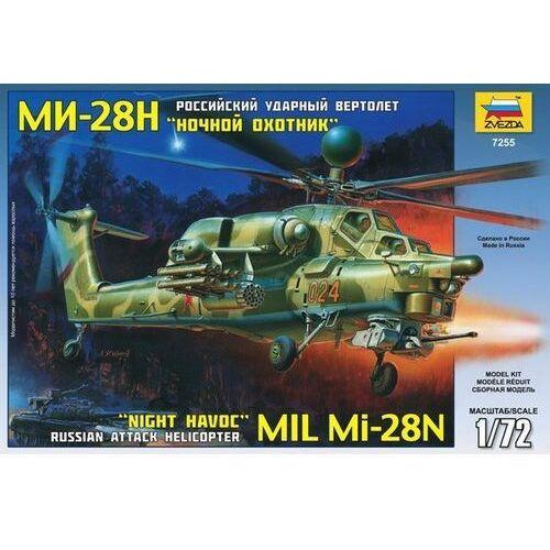 Figurki i postacie, ZVEZDA Mil Mi-28N Russia n Attack