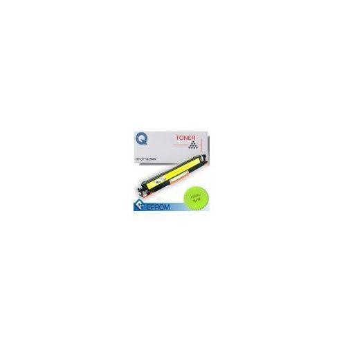 Tonery i bębny, Toner HP 1025 CP CLJ YELLOW (CE312A)