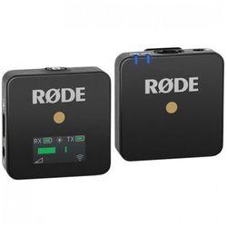 Rode Wireless GO Ultra-kompaktowy cyfrowy system bezprzewodowy,transmisja2.4Ghz Płacąc przelewem przesyłka gratis!