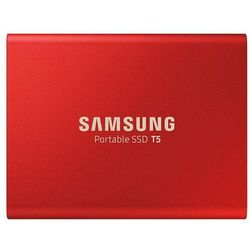 Samsung Portable SSD T5 Red - 1TB